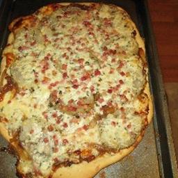 Genovese Pizza