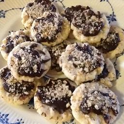 German Hazelnut Cookies