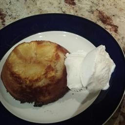 Gluten Free Mini Pineapple Upside Down Cakes