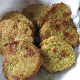 Gluten Free Quinoa Patties