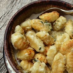 Gnocchi Mac n' Cheese