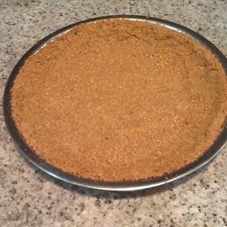 Graham Cracker Crumb Pie Crust