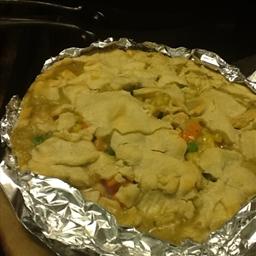 Gramma's Chicken Pot Pie