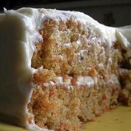 Grammy Sawtelle's Carrot Cake