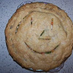 Grammy's Chicken Pot Pie