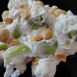 Grandma Doris' Taffy Apple Salad