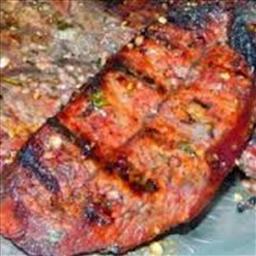 Grass Marinated Steak