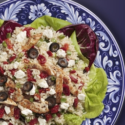 Greek Athenian Salad