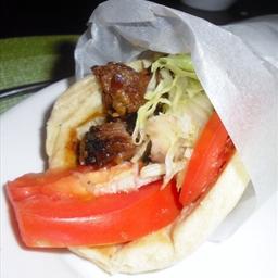 Greek Beef Gyros