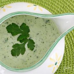 Greek Yogurt Salad Dressing.