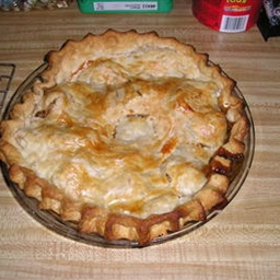 Greening Apple Pie