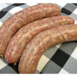Grilled Wild Mushroom Sausage