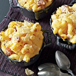 Gussied Up Mac  Cheese