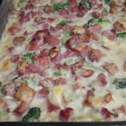 Ham and Broccoli Casserole 2