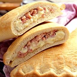 Ham and Cheese Calzone