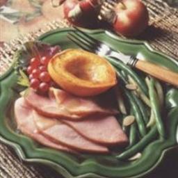 Ham with Cider Glaze