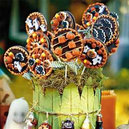 Harvest Moon Lollipops
