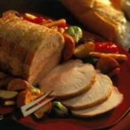 Harvest Pork Roast with Vegetables