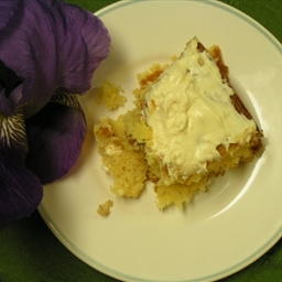 Hawaiian Rum Cake