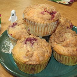 Healthy-ish Berry Energy Muffins