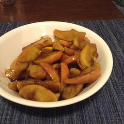 Healthy Stewed Apples