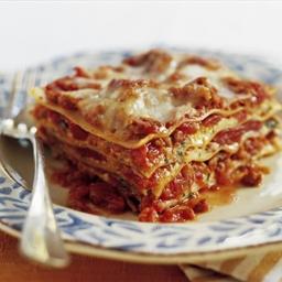 Heart Attack Lasagna