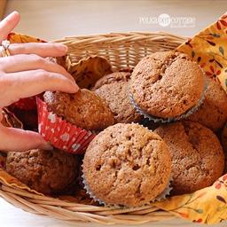Heart-Healthy Pumpkin Muffins