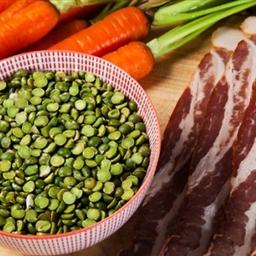 Hearty Split Pea Soup