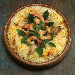 Herb & Tamarind Shrimp (Ghalieh Maygu)