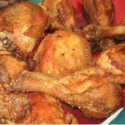 Herbed Breaded Chicken