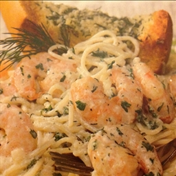 Herbed Shrimp and Pasta
