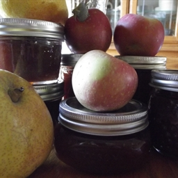 Home Baked Apple Pear Butter