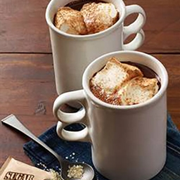 Homemade S'Mores Hot Cocoa