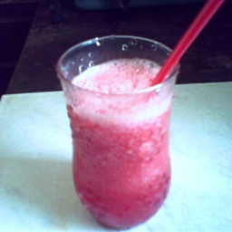 Homemade Watermelon Drink