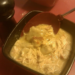 Homestyle Chicken & Dumplins