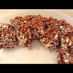 Honey Cocoa Puffed Wheat