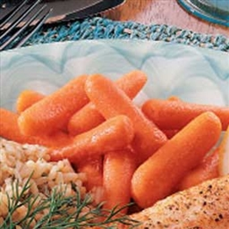 Honey-Glazed Carrots Recipe