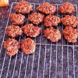 Honey-Oatmeal Cookies
