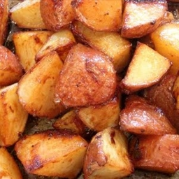 Honey Roasted Red Potatoes