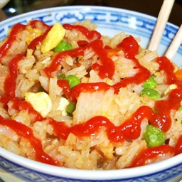 Hot And Spicy Fried Rice