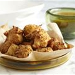 Hot and Spicy Hush Puppies