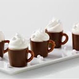 Hot Cocoa Pudding Mugs