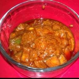 Hot Mango Pickle