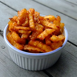 Hot 'n' Spicy Potato Sticks