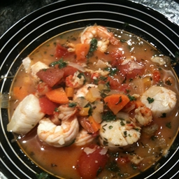 Hubbard Lake Cioppino