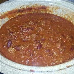 Hudock's Trail Chili