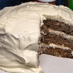 Hummingbird Cake With Cream Cheese Frosting (Southern Food)