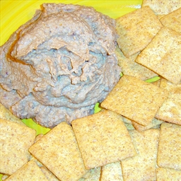 Hummus - Black Bean