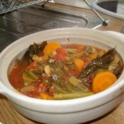 Imis Portuguese Kale Soup