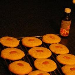 Iraqi Cardamom Cookies (Hadgi Badah)